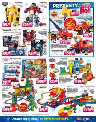 Toysrus - gazetka promocyjna ważna od 04.12.2019 do 10.12.2019 - strona 21.