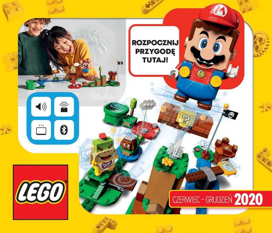 Lego - gazetka promocyjna ważna od 01.06.2020 do 31.12.2020 - strona 1.