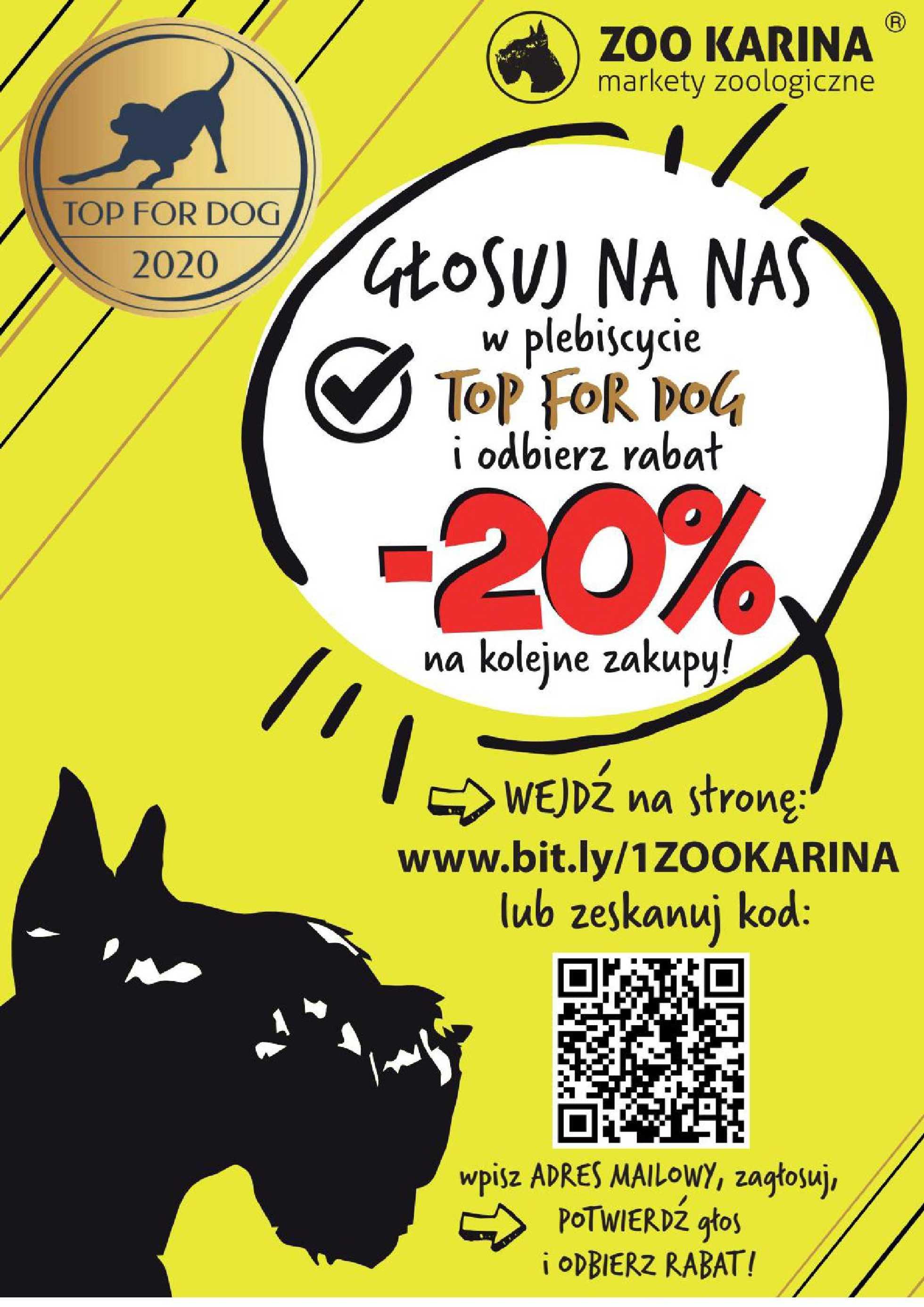 ZOO Karina - gazetka promocyjna ważna od 01.11.2020 do 30.11.2020 - strona 2.