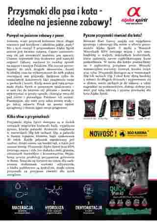 ZOO Karina - gazetka promocyjna ważna od 01.11.2020 do 30.11.2020 - strona 23.