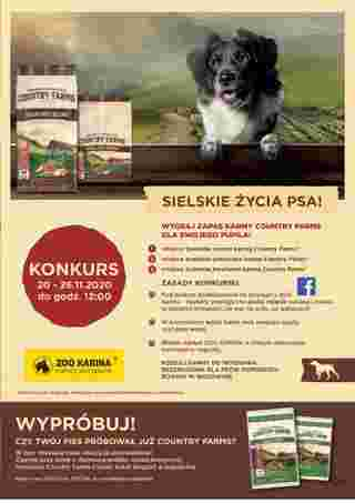 ZOO Karina - gazetka promocyjna ważna od 01.11.2020 do 30.11.2020 - strona 25.