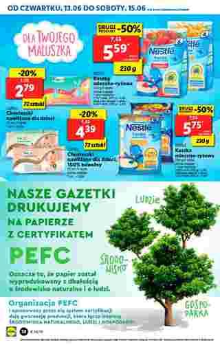 Lidl - gazetka promocyjna ważna od 13.06.2019 do 15.06.2019 - strona 38.