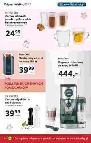 Lidl - gazetka promocyjna ważna od 14.10.2019 do 24.12.2019 - strona 30.