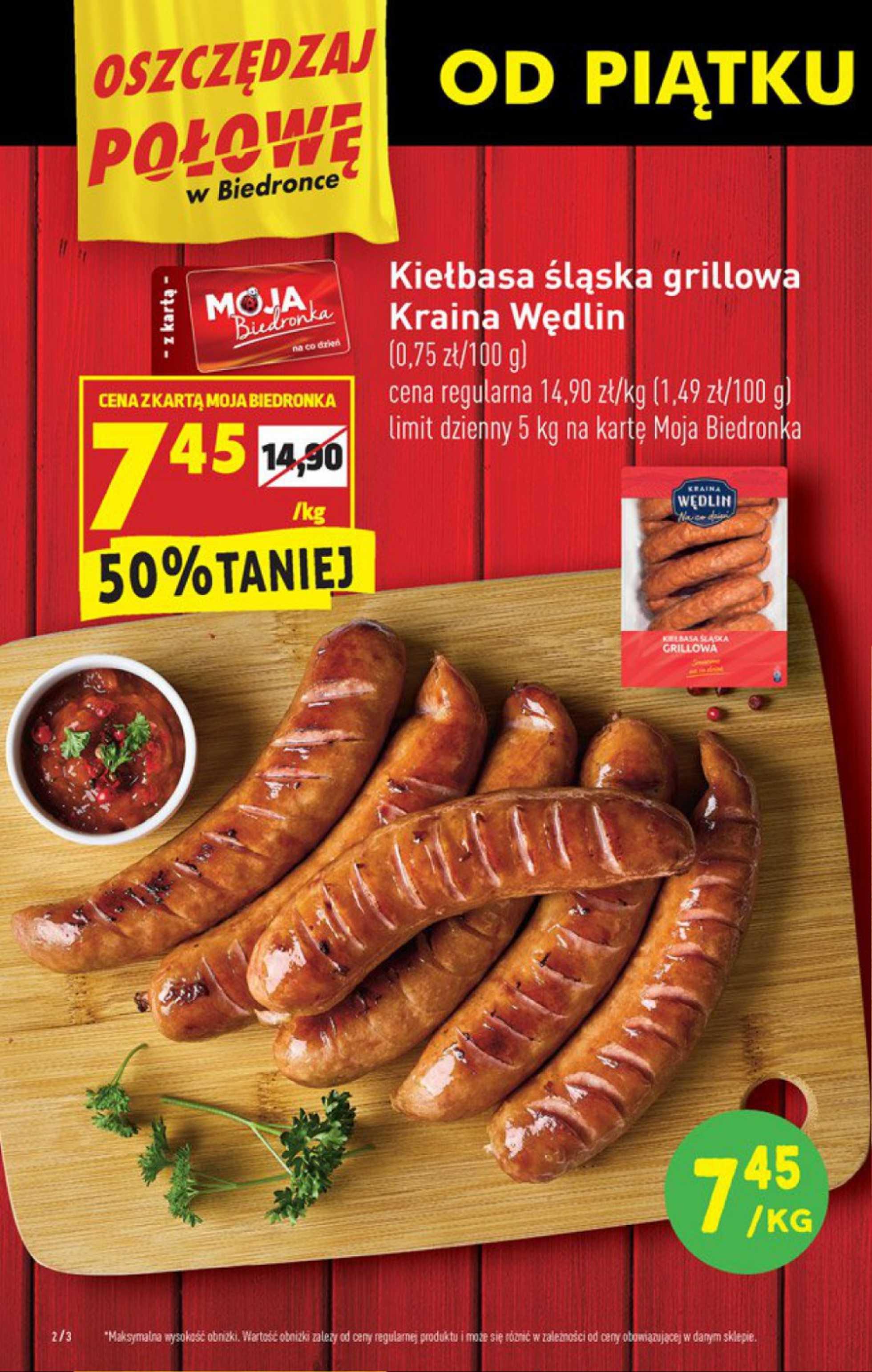Biedronka - gazetka promocyjna ważna od 02.07.2020 do 08.07.2020 - strona 2.