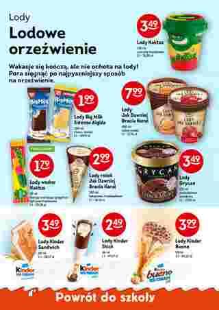 Żabka - gazetka promocyjna ważna od 28.08.2019 do 10.09.2019 - strona 18.