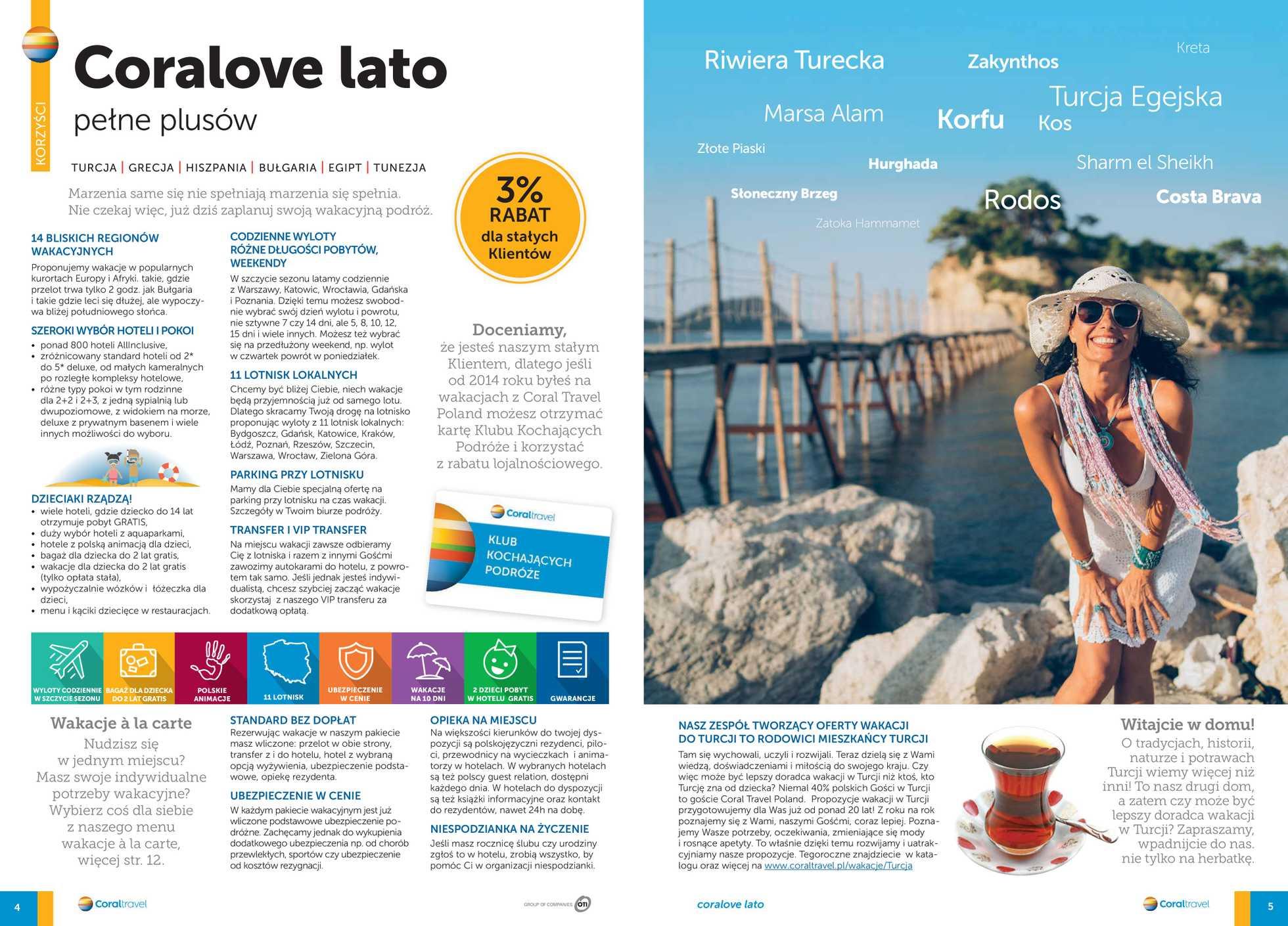 Coral Travel - gazetka promocyjna ważna od 14.11.2019 do 31.03.2020 - strona 4.