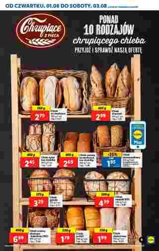Lidl - gazetka promocyjna ważna od 01.08.2019 do 03.08.2019 - strona 9.
