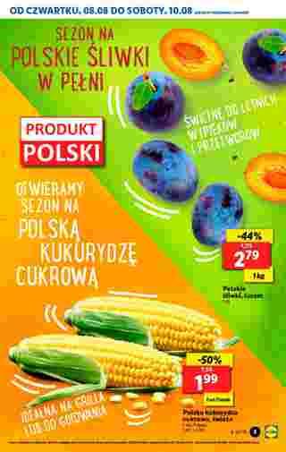 Lidl - gazetka promocyjna ważna od 08.08.2019 do 10.08.2019 - strona 5.