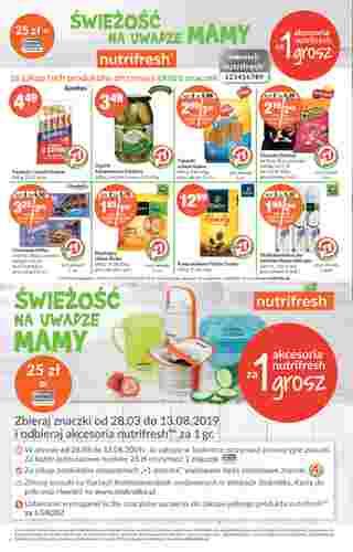 Stokrotka Market - gazetka promocyjna ważna od 30.04.2019 do 08.05.2019 - strona 6.