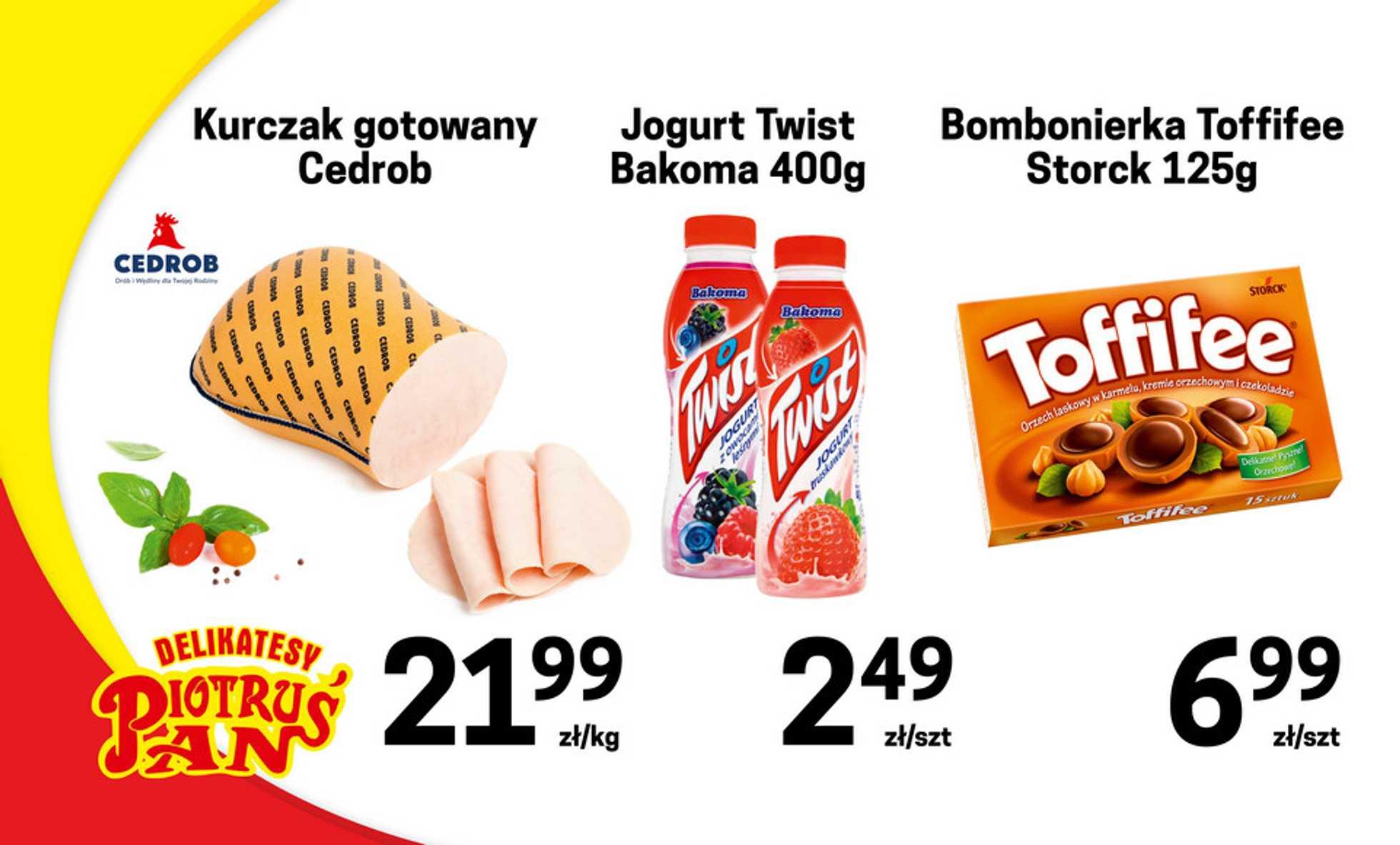 Piotruś Pan - gazetka promocyjna ważna od 16.09.2020 do 23.09.2020 - strona 1.