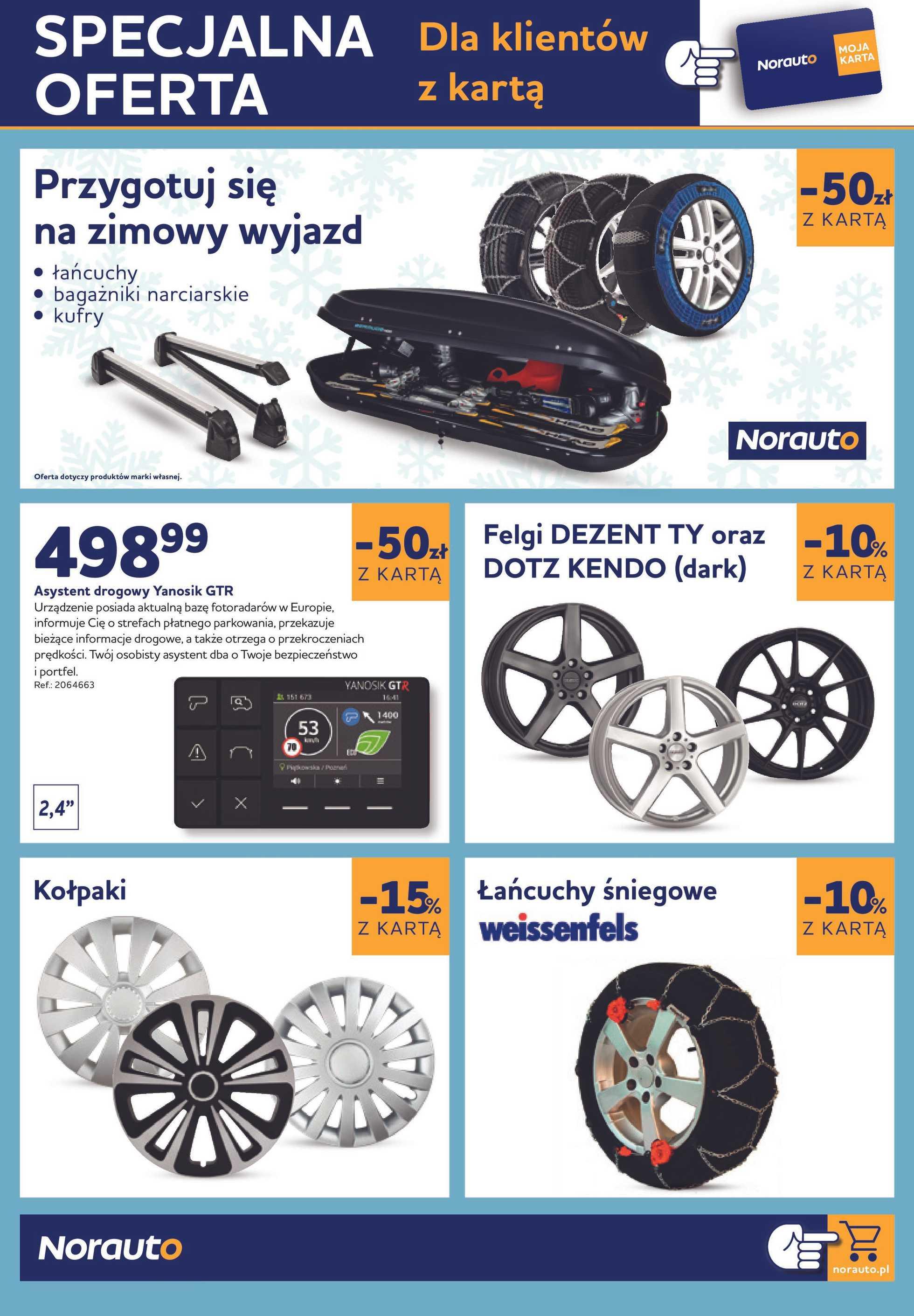 Norauto - gazetka promocyjna ważna od 01.02.2020 do 29.02.2020 - strona 4.