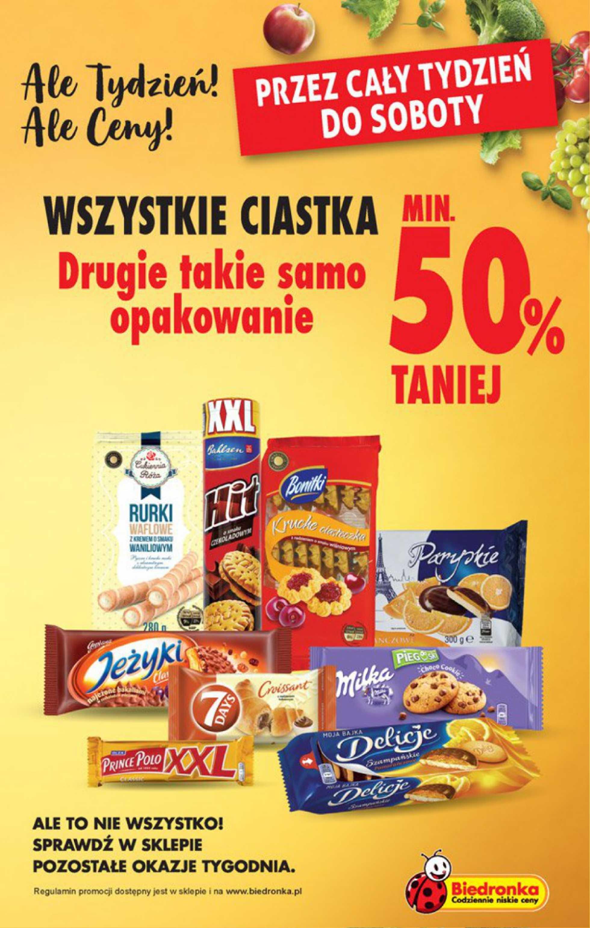Biedronka - gazetka promocyjna ważna od 05.08.2019 do 10.08.2019 - strona 3.