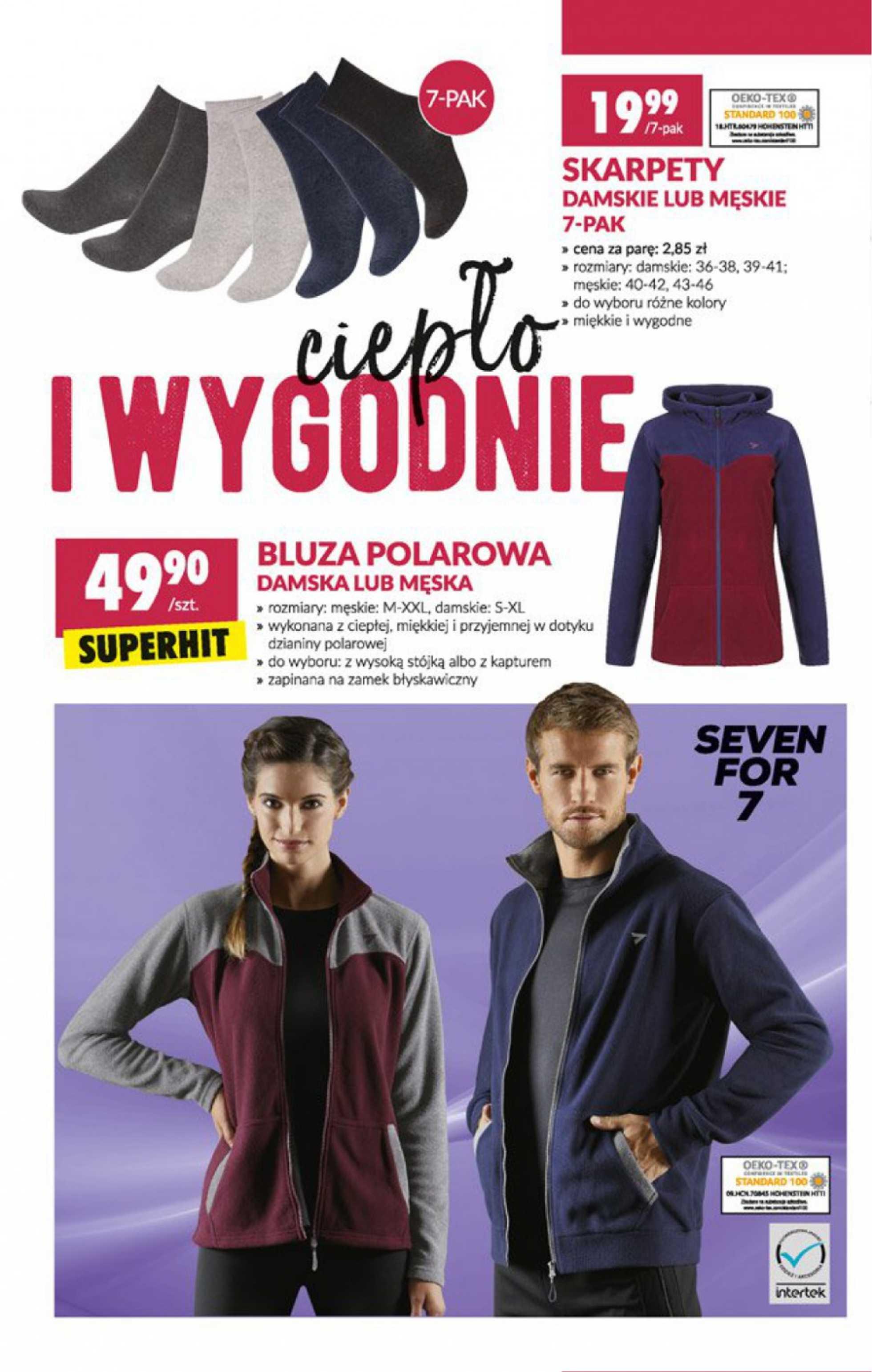 Biedronka - gazetka promocyjna ważna od 14.10.2019 do 27.10.2019 - strona 4.