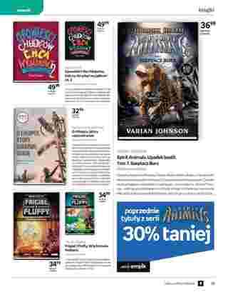 Empik - gazetka promocyjna ważna od 02.10.2019 do 15.10.2019 - strona 35.