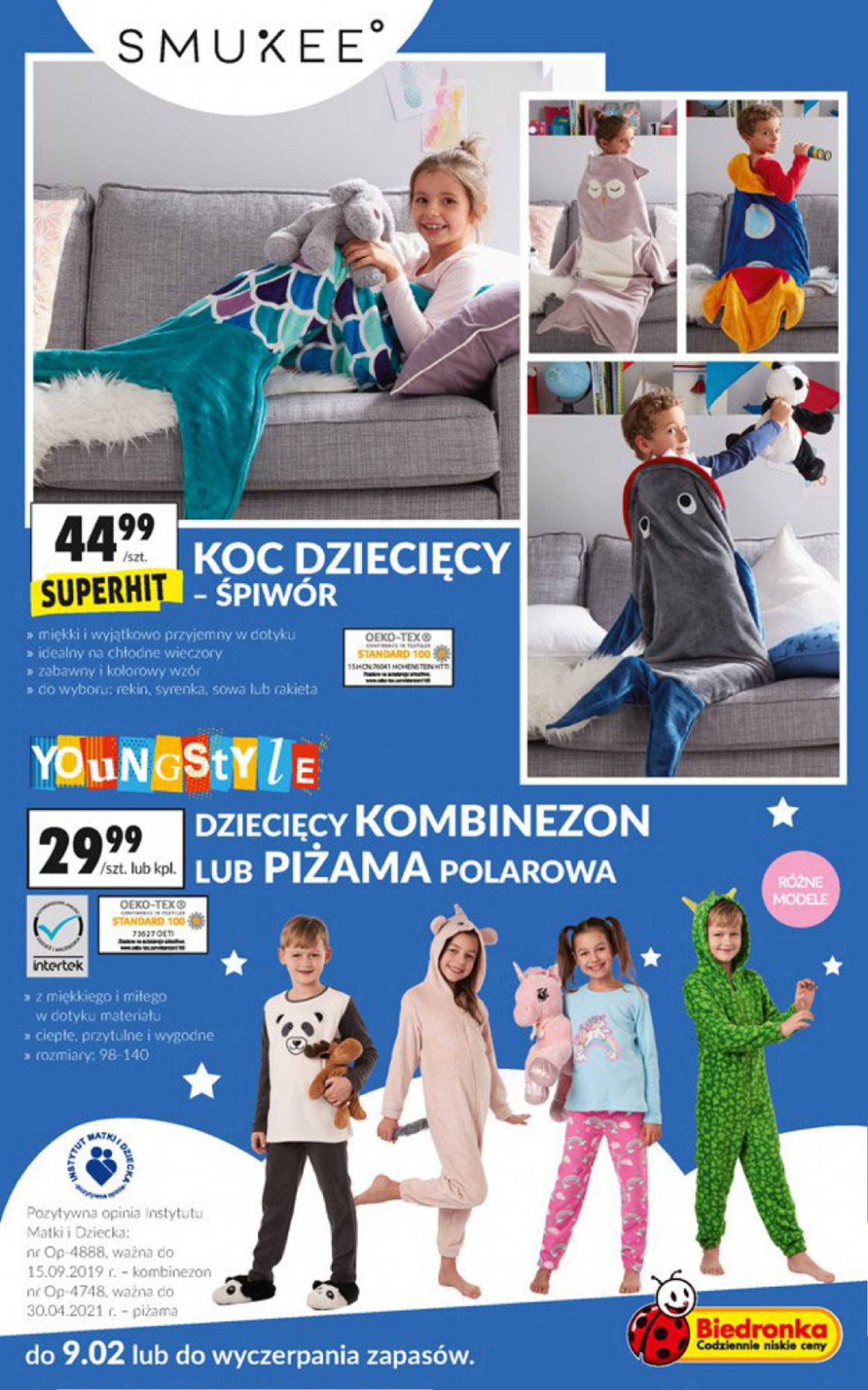 Biedronka - gazetka promocyjna ważna od 28.01.2019 do 13.02.2019 - strona 3.