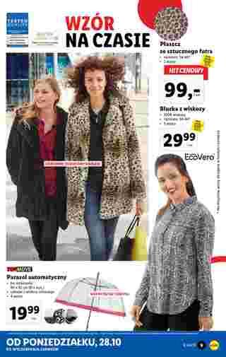 Lidl - gazetka promocyjna ważna od 28.10.2019 do 02.11.2019 - strona 9.