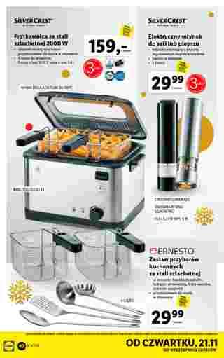 Lidl - gazetka promocyjna ważna od 18.11.2019 do 24.11.2019 - strona 40.