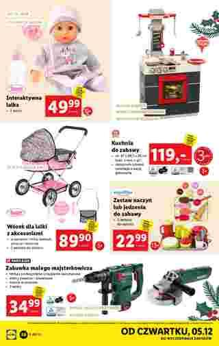 Lidl - gazetka promocyjna ważna od 02.12.2019 do 07.12.2019 - strona 36.