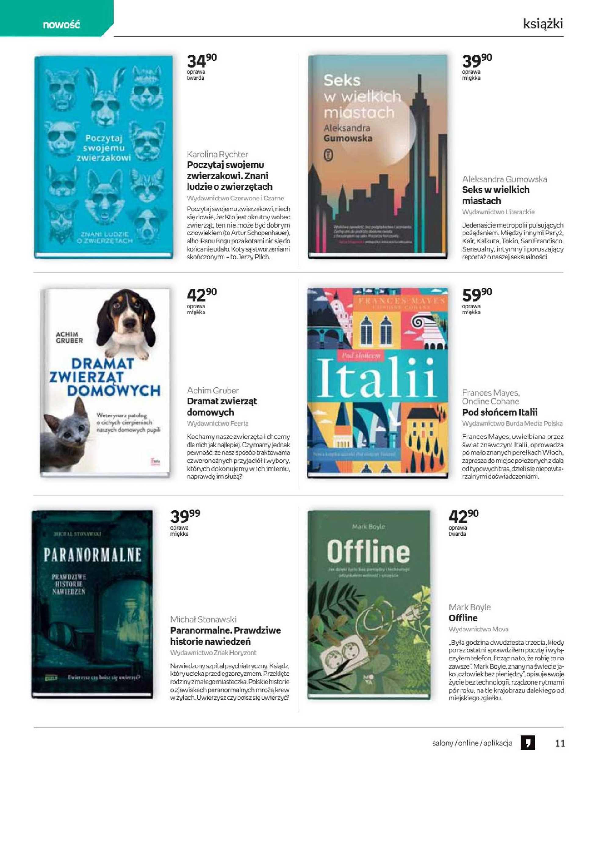 Empik - gazetka promocyjna ważna od 15.07.2020 do 28.07.2020 - strona 3.