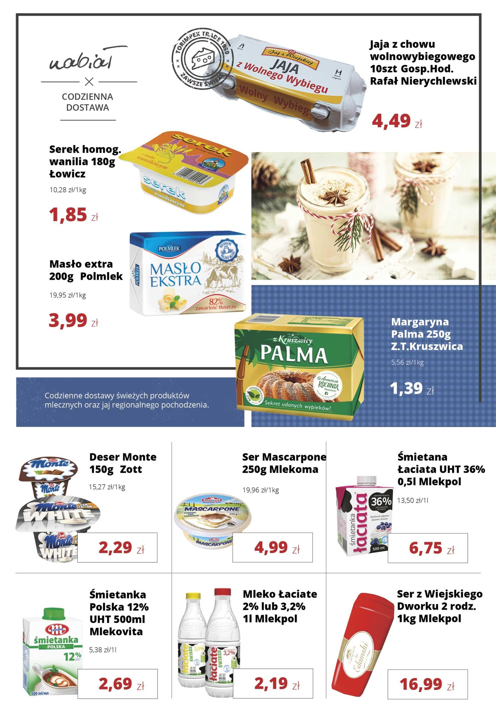 Torimpex - gazetka promocyjna ważna od 06.12.2019 do 24.12.2019 - strona 2.