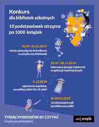 Empik - gazetka promocyjna ważna od 18.09.2019 do 01.10.2019 - strona 92.