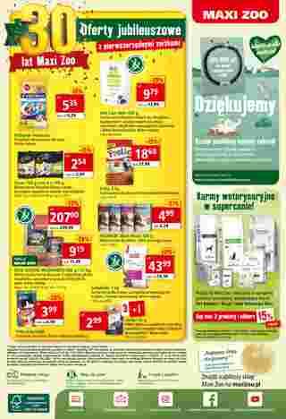 Maxi ZOO - gazetka promocyjna ważna od 05.02.2020 do 11.02.2020 - strona 12.