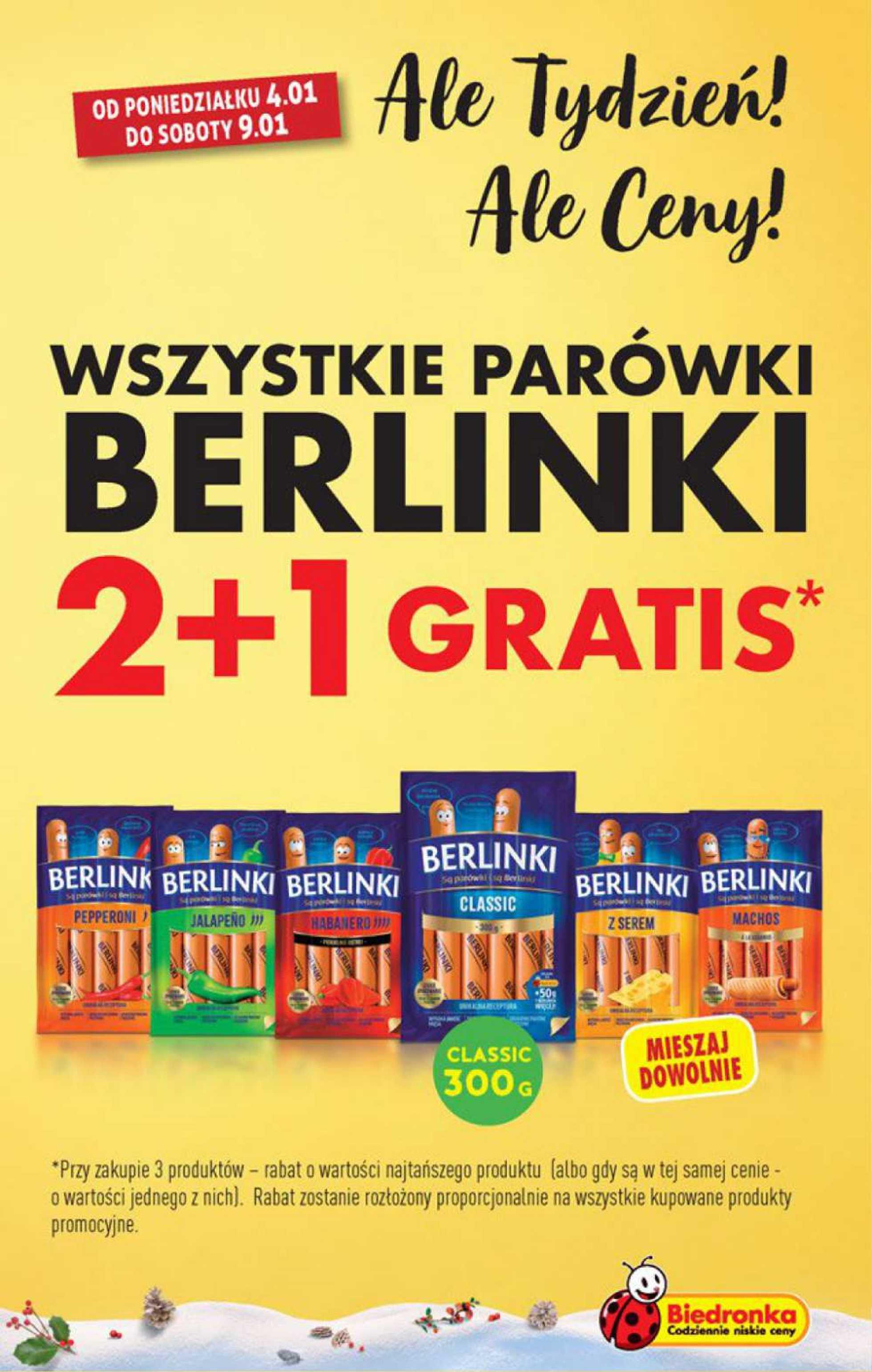 Biedronka - gazetka promocyjna ważna od 04.01.2021 do 09.01.2021 - strona 3.