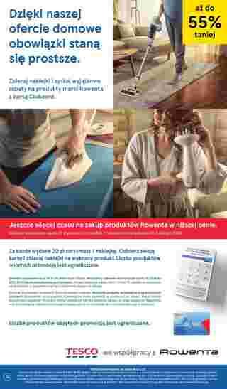 Tesco - gazetka promocyjna ważna od 09.01.2020 do 15.01.2020 - strona 16.