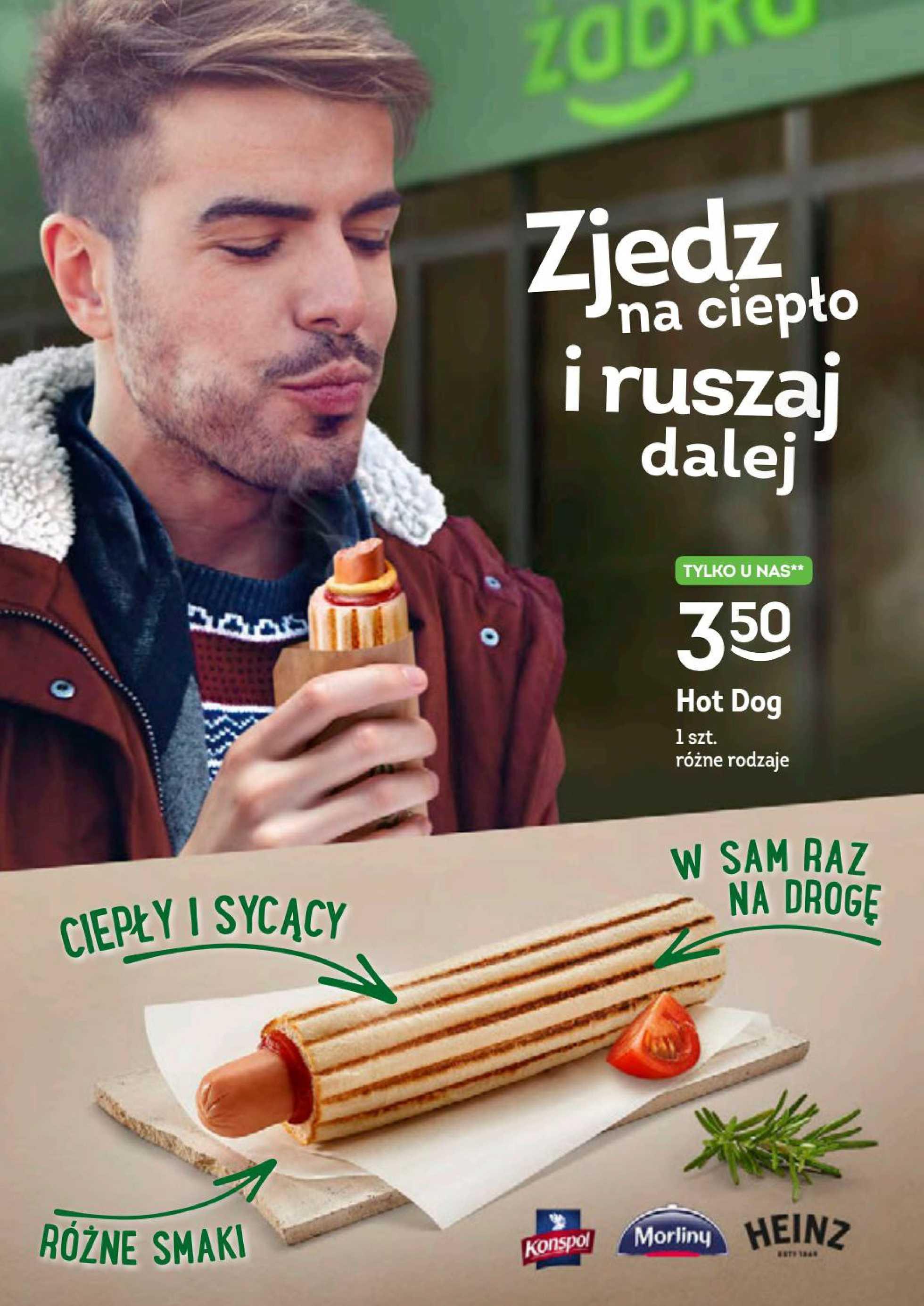Żabka - gazetka promocyjna ważna od 04.12.2019 do 17.12.2019 - strona 2.
