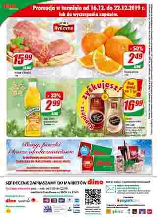 Dino - gazetka promocyjna ważna od 18.12.2019 do 24.12.2019 - strona 20.