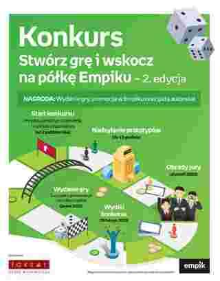 Empik - gazetka promocyjna ważna od 02.10.2019 do 15.10.2019 - strona 64.