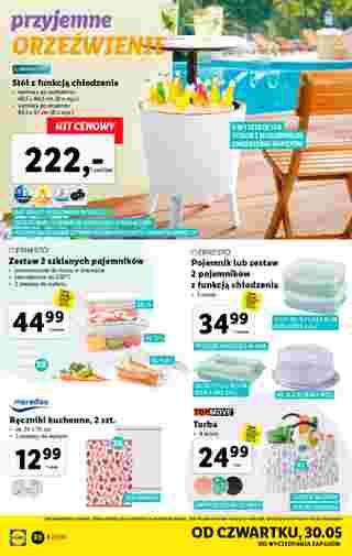 Lidl - gazetka promocyjna ważna od 27.05.2019 do 01.06.2019 - strona 30.