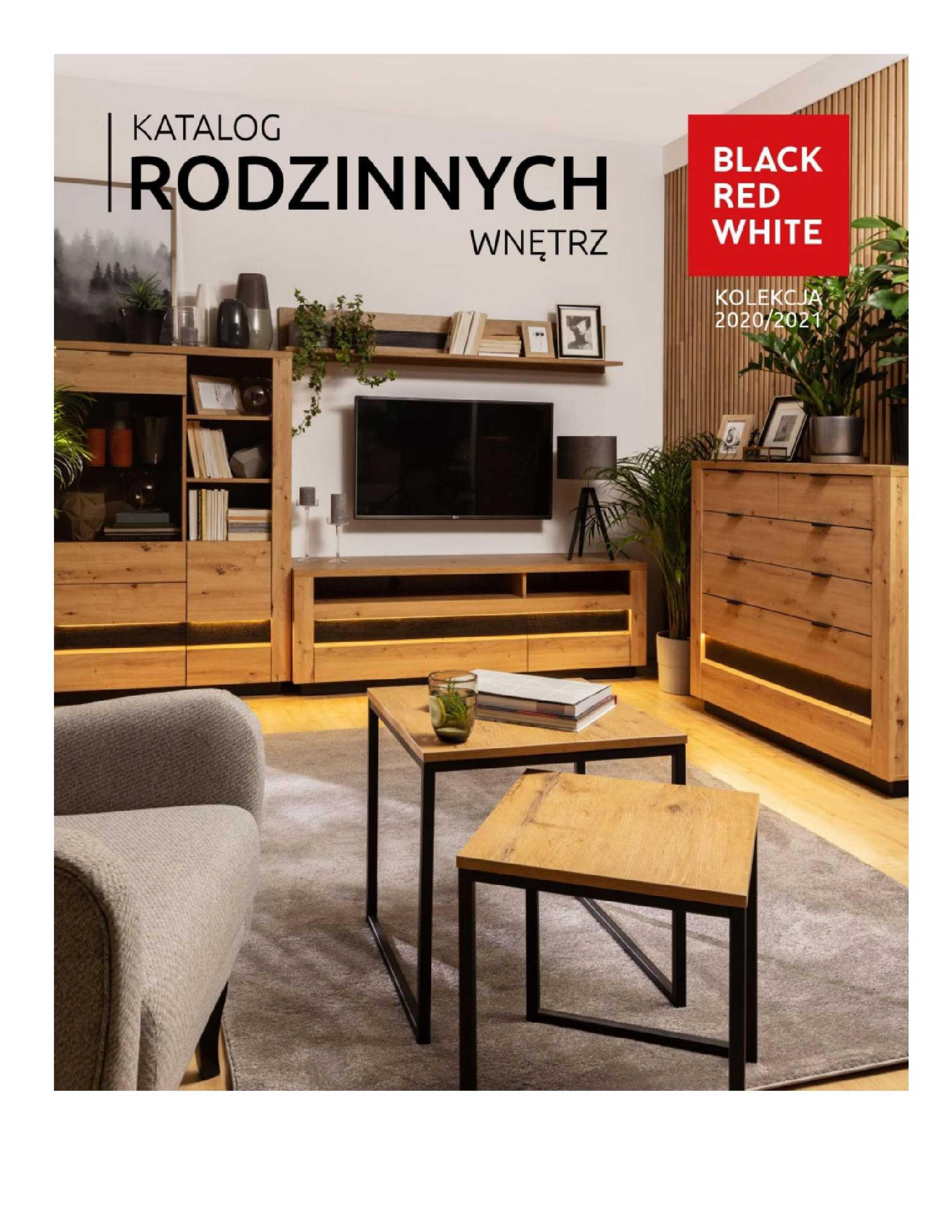 Black Red White - gazetka promocyjna ważna od 20.11.2020 do 31.03.2021 - strona 1.