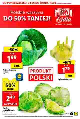 Lidl - gazetka promocyjna ważna od 08.06.2020 do 10.06.2020 - strona 23.