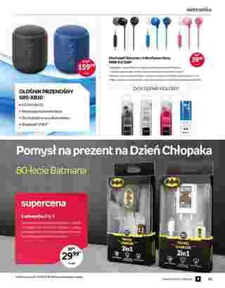 Empik - gazetka promocyjna ważna od 18.09.2019 do 01.10.2019 - strona 65.