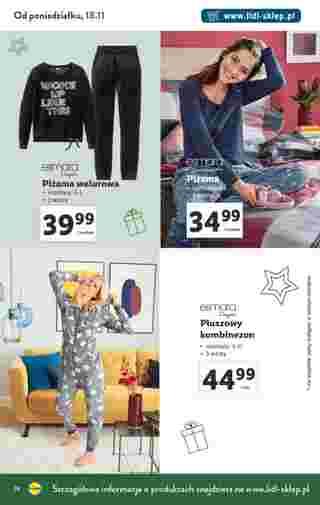 Lidl - gazetka promocyjna ważna od 14.10.2019 do 24.12.2019 - strona 24.