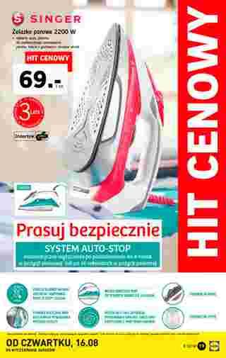 Lidl - gazetka promocyjna ważna od 13.08.2018 do 18.08.2018 - strona 19.