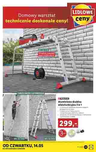 Lidl - gazetka promocyjna ważna od 11.05.2020 do 16.05.2020 - strona 33.