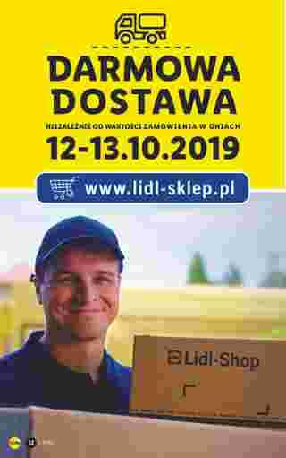 Lidl - gazetka promocyjna ważna od 07.10.2019 do 12.10.2019 - strona 12.