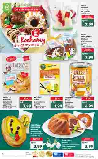 Kaufland - gazetka promocyjna ważna od 02.04.2020 do 07.04.2020 - strona 6.