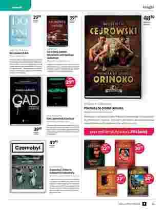Empik - gazetka promocyjna ważna od 02.10.2019 do 15.10.2019 - strona 21.