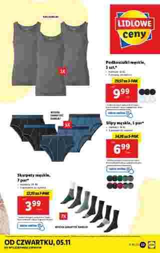 Lidl - gazetka promocyjna ważna od 02.11.2020 do 07.11.2020 - strona 23.