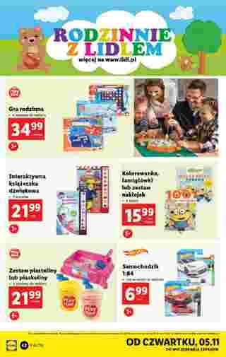 Lidl - gazetka promocyjna ważna od 02.11.2020 do 07.11.2020 - strona 42.