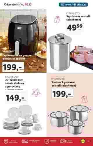 Lidl - gazetka promocyjna ważna od 14.10.2019 do 24.12.2019 - strona 31.