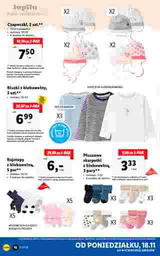 Lidl - gazetka promocyjna ważna od 18.11.2019 do 24.11.2019 - strona 16.