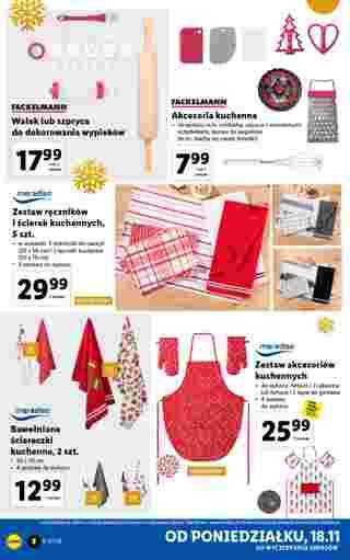 Lidl - gazetka promocyjna ważna od 18.11.2019 do 24.11.2019 - strona 8.