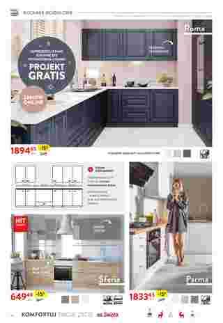 Komfort - gazetka promocyjna ważna od 18.11.2020 do 27.12.2020 - strona 14.