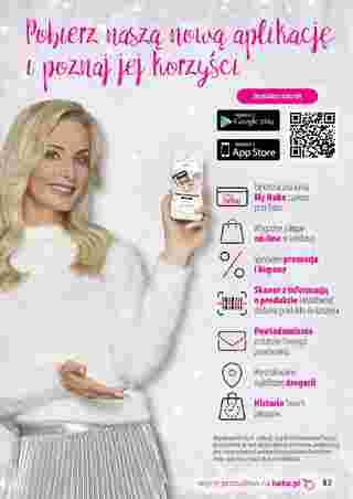 Hebe - gazetka promocyjna ważna od 23.11.2020 do 24.12.2020 - strona 83.