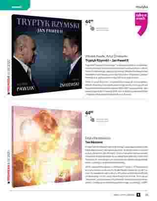 Empik - gazetka promocyjna ważna od 05.05.2020 do 05.05.2020 - strona 21.