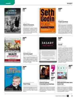 Empik - gazetka promocyjna ważna od 18.09.2019 do 01.10.2019 - strona 23.